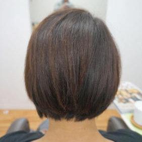 暑さや長雨、汗で髪がうねる―縮毛矯正で解決 6