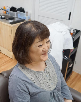 前回の髪質改善から2か月 2