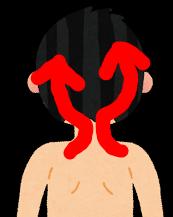 頭皮の血行促進マッサージの仕方 5