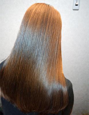 エフメイクスの髪質改善 2