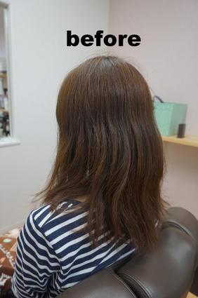 暑さや長雨、汗で髪がうねる――縮毛矯正で解決 3