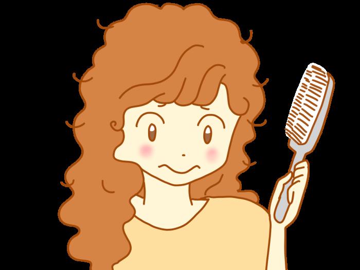 縮毛矯正をやめると毎日のヘアセットが難しくなる 1