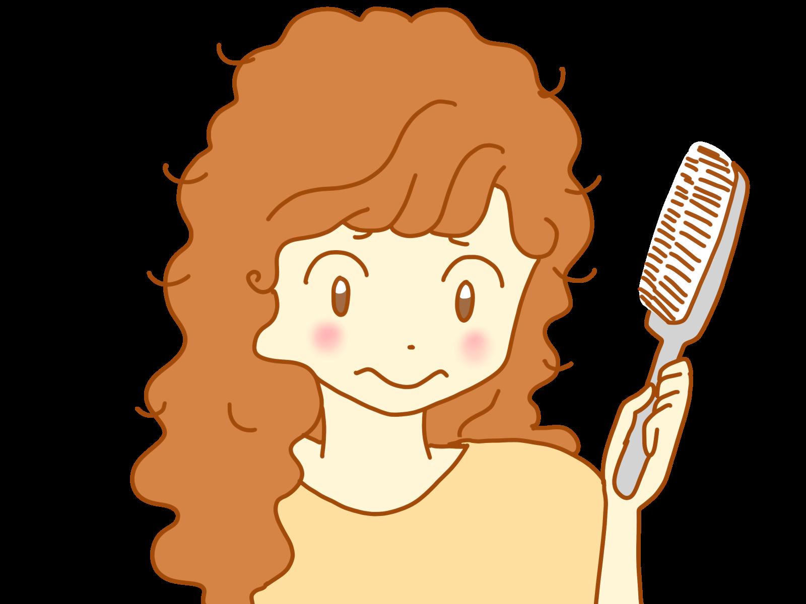 縮毛矯正をやめると毎日のヘアセットが難しくなる 2