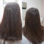 いつもヘアスタイルが決まらない、思いどおりにならない方の髪質改善 7
