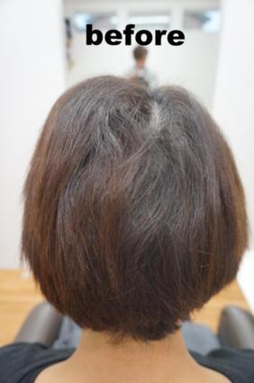 暑さや長雨、汗で髪がうねる――縮毛矯正で解決 1