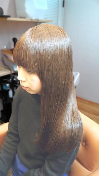 エフメイクスの髪質改善 3