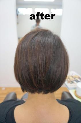 暑さや長雨、汗で髪がうねる――縮毛矯正で解決 2